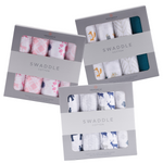 Muslin Swaddle Sets - Various Prints | Newcastle Classics