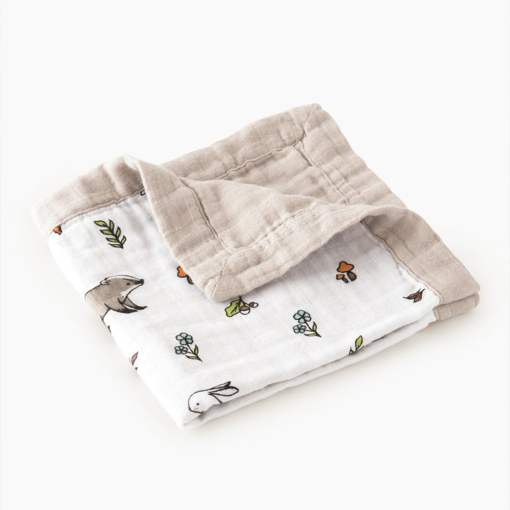 Organic Cotton Comforter - Various Prints | Little Blue Nest