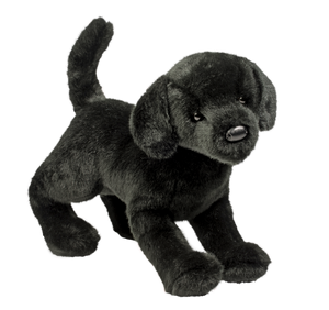 Chester Black Lab | Douglas Toys