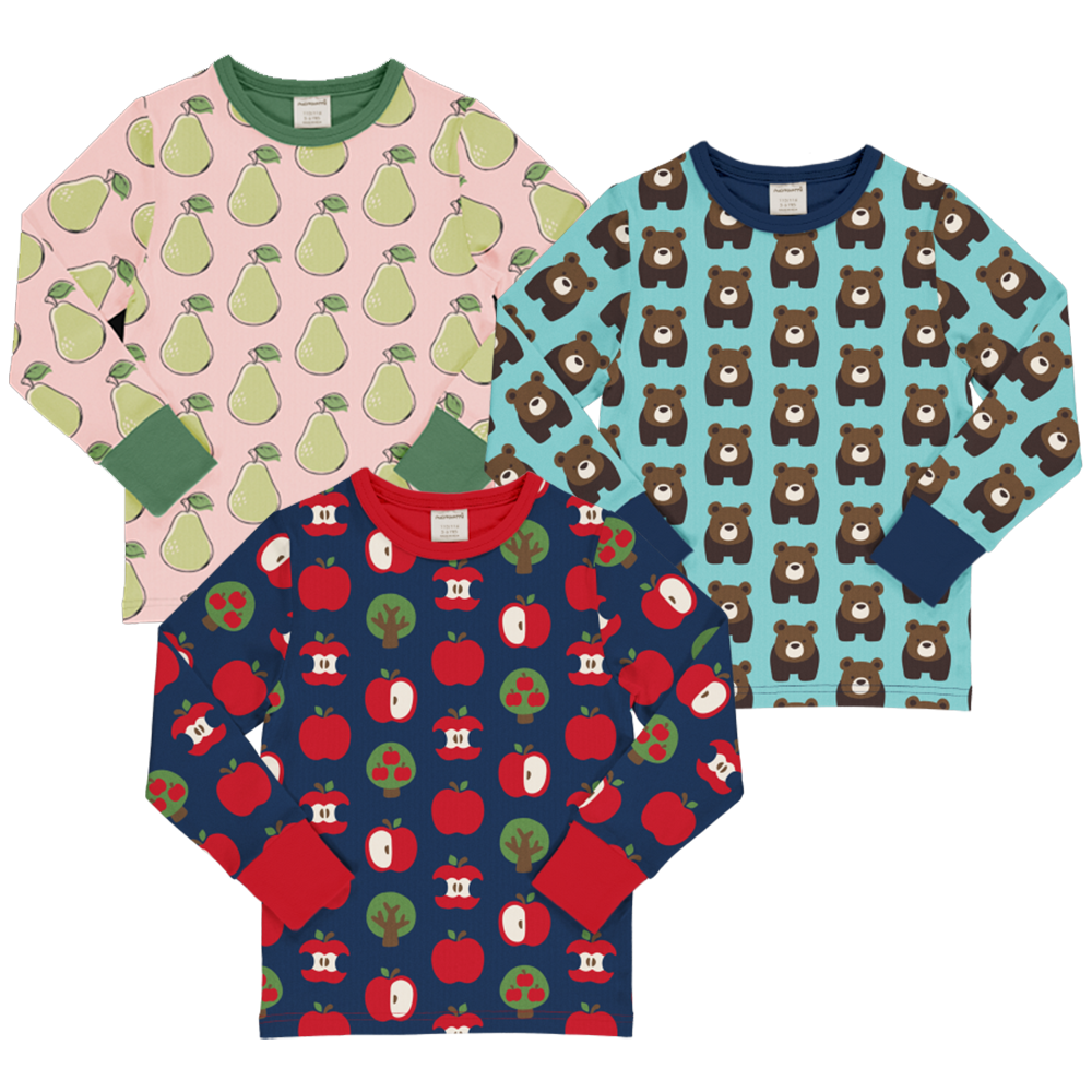 Long Sleeve Shirt - Various Prints | Maxomorra
