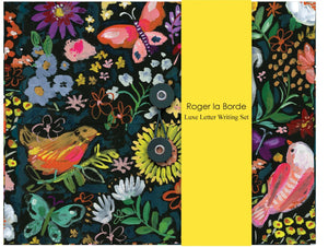 Wild Batik Letter Writing Set | Roger La Borde