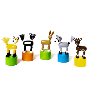 Woodland Push Puppets (Sold Individually) | Jack Rabbit Creations