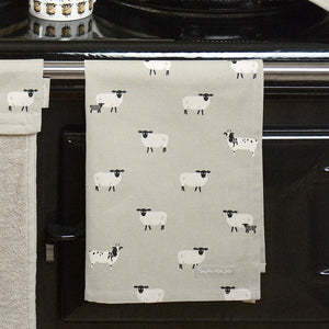 Sheep Tea Towel | Sophie Allport