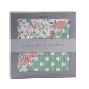 Baby Blanket (Various Prints) | Newcastle Classics