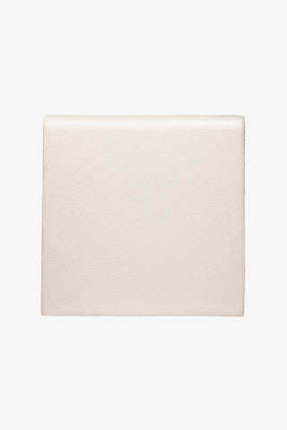 Waterworks Architectonics Handmade Field Tile 6 x 6 in White Glossy