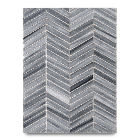 Keystone Chevron Mosaic in Gabriella Polished