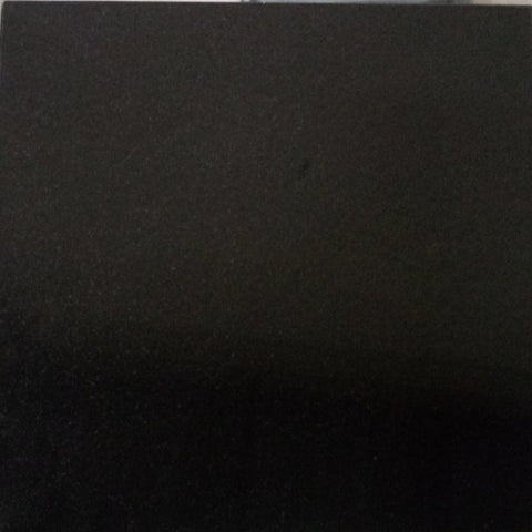 "Signet Field Tile 12 x 12 x 3/8"" in Black Granite Polished"
