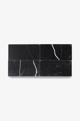 "Studio Stone Field Tile 3 x 6 x 3/8"" in Eclipse Polished"