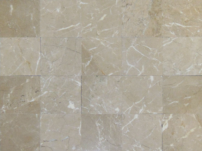 Stone Partnership Field Tile 4 x 4 in Tan