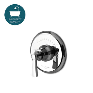 Waterworks Transit Thermostatic Control Valve Trim in Chrome