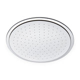 Waterworks Universal Recessed Shower Head in Brushed Nickel