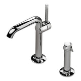 .25 Kitchen Faucet in Chrome