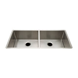 Kerr Twin Stainless Steel Kitchen Sink