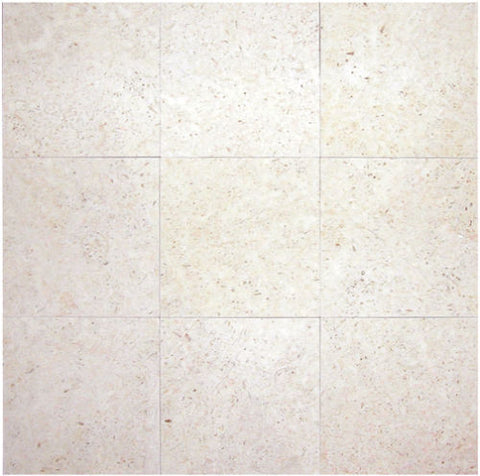 "Stone Partnership Hebron Gold 12"" x 12"" x 3/8"" Honed Stone"