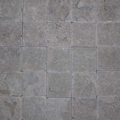 Stone Partnership Field Tile 3 x 3 in Gray