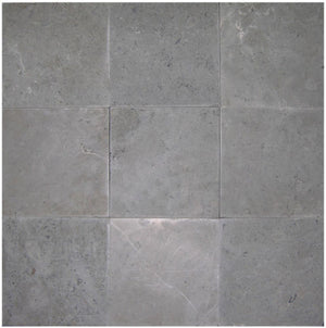 Stone Partnership Field Tile 6 x 6 in Gray