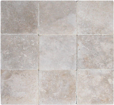 Stone Partnership Field Tile 12 x 12 in Gray