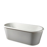 "Colette 70"" x 32"" x 24"" Freestanding Oval Bathtub"