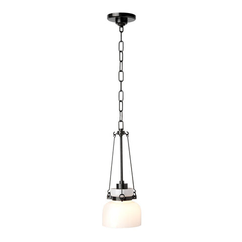 Helio Ceiling Mounted Pendant in Oil Rubbed Bronze