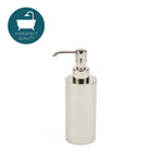 Waterworks Luster Soap Dispenser in Nickel