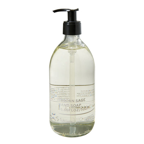 Waterworks Liquid Hand Soap in Tuscan Sage