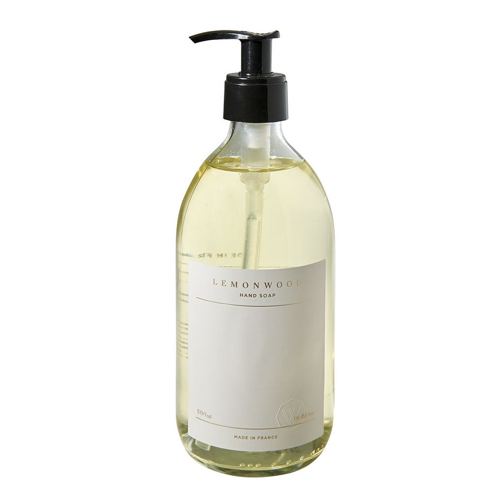 Waterworks Liquid Hand Soap in Lemonwood