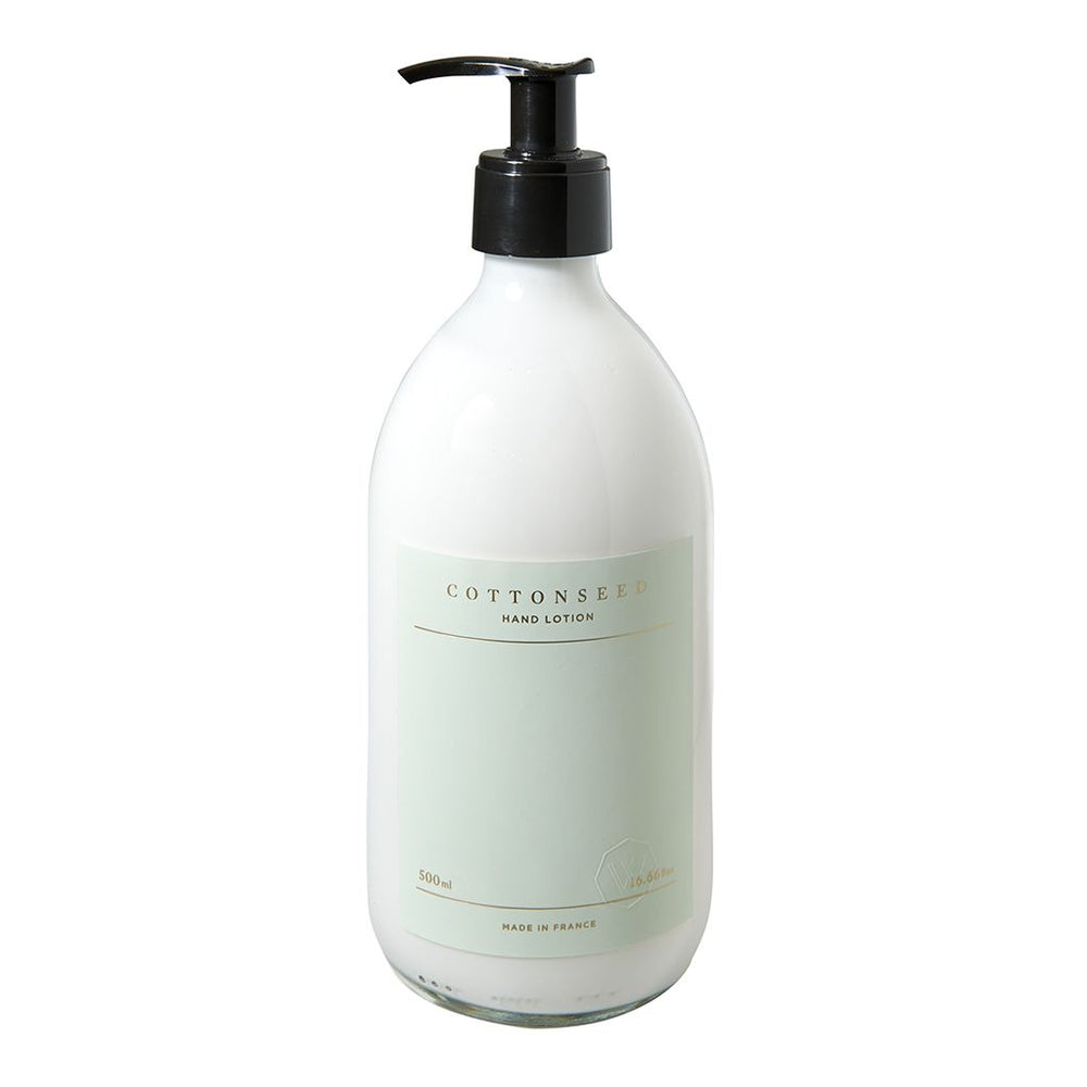 Waterworks Hand Lotion in Cottonseed