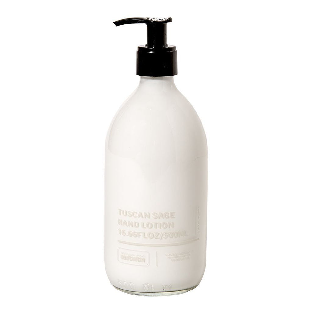Waterworks Hand Lotion 500ml in Tuscan Sage