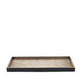 Waterworks Bijoux Large Rectangular Tray in Brown