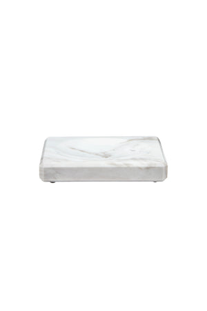 Waterworks Luna Soap Dish in White