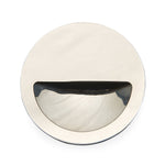 "Waterworks Bolinas 3"" Recessed Pull in Nickel"