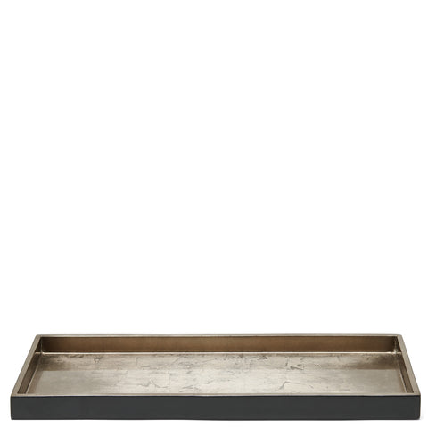 Waterworks Wagner Large Rectangular Tray in Brown
