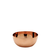 Clancy Medium Bowl in Copper