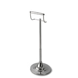 Waterworks Broadmoor Freestanding Paper Holder in Chrome