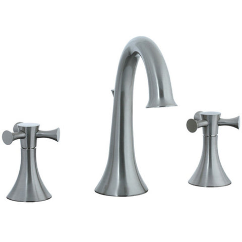 Cifial USA Brookhaven Hi Arch Bath Faucet in Matte Nickel ...
