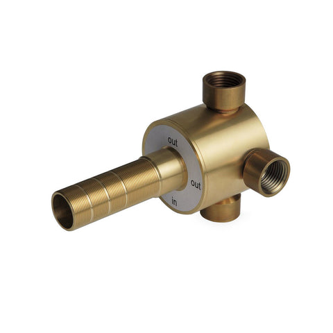 Universal Two Way Diverter Valve