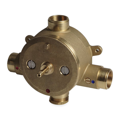 "Universal 3/4"" Thermostatic Valve"