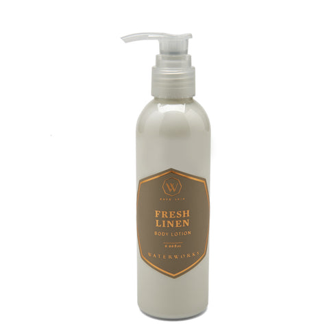 Waterworks Fresh Linen Body Lotion