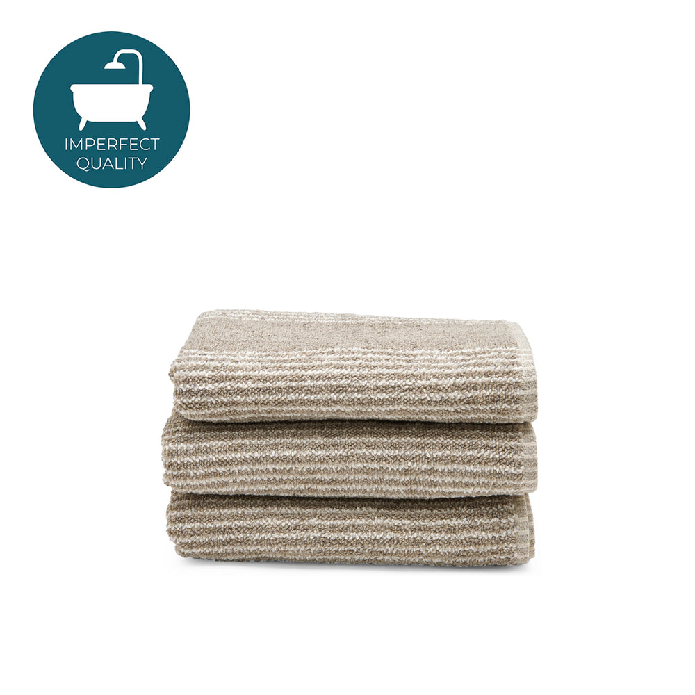 Waterworks Waterworks Tasha Hand Towel in Tan