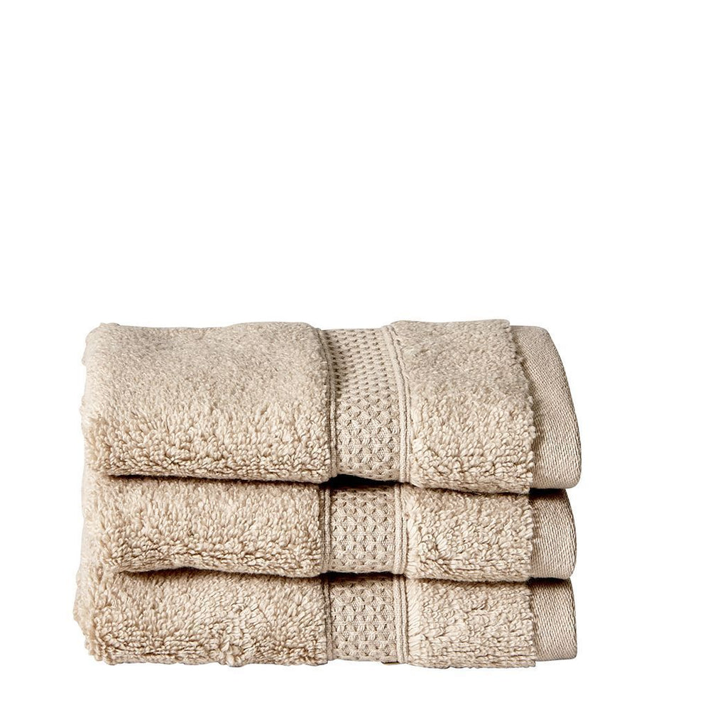 Waterworks Estrela Wash Towel in Wheat