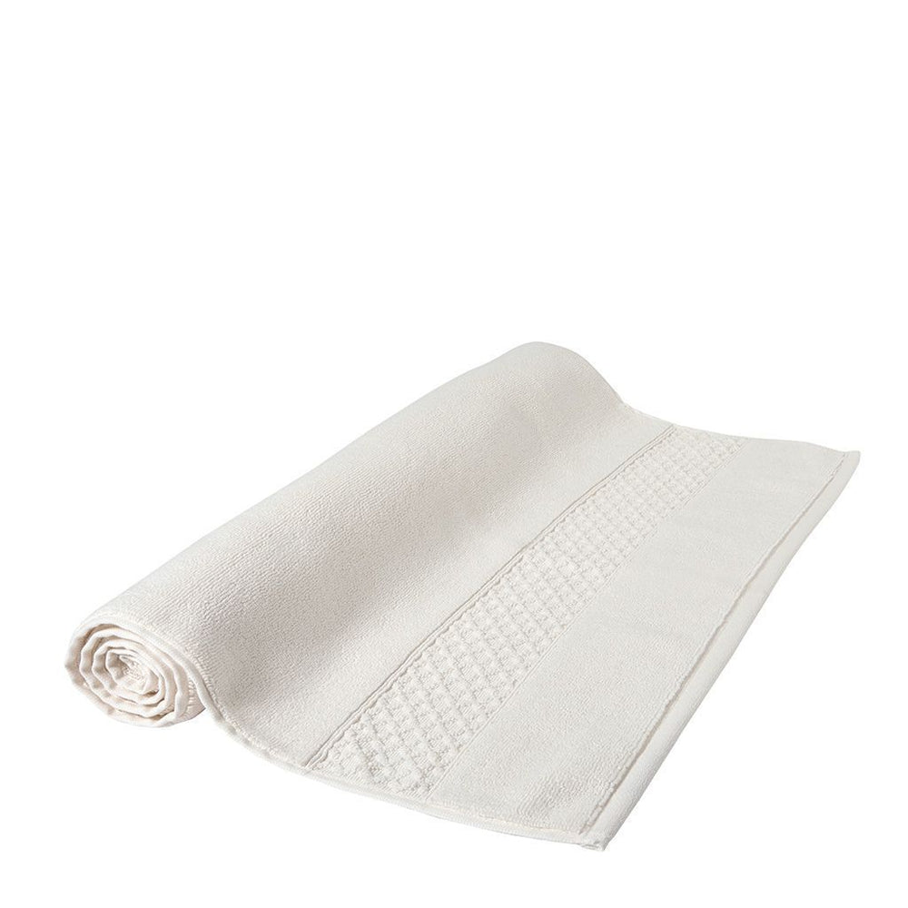 Waterworks Estrela Bath Mat in Cream