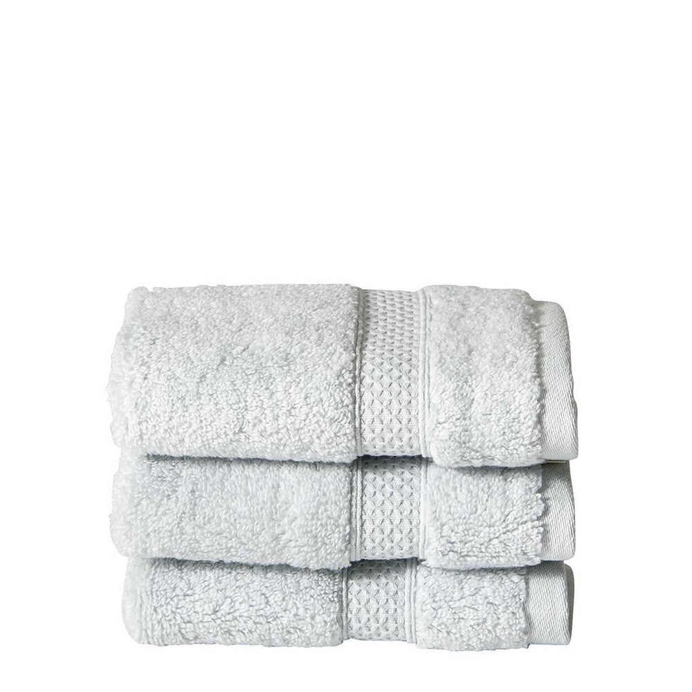Waterworks Estrela Wash Towel in Wintermint