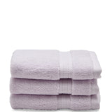 Waterworks Luxurious Lightweight 100% Cotton Washcloth in Pale Lavender