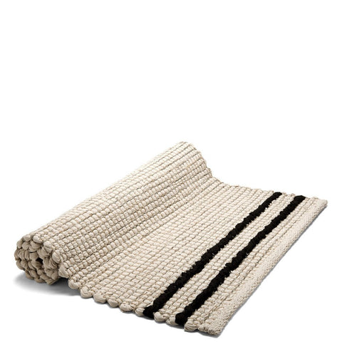 "Waterworks Loom Bath Rug 27"" x 55"" in Multicolor"