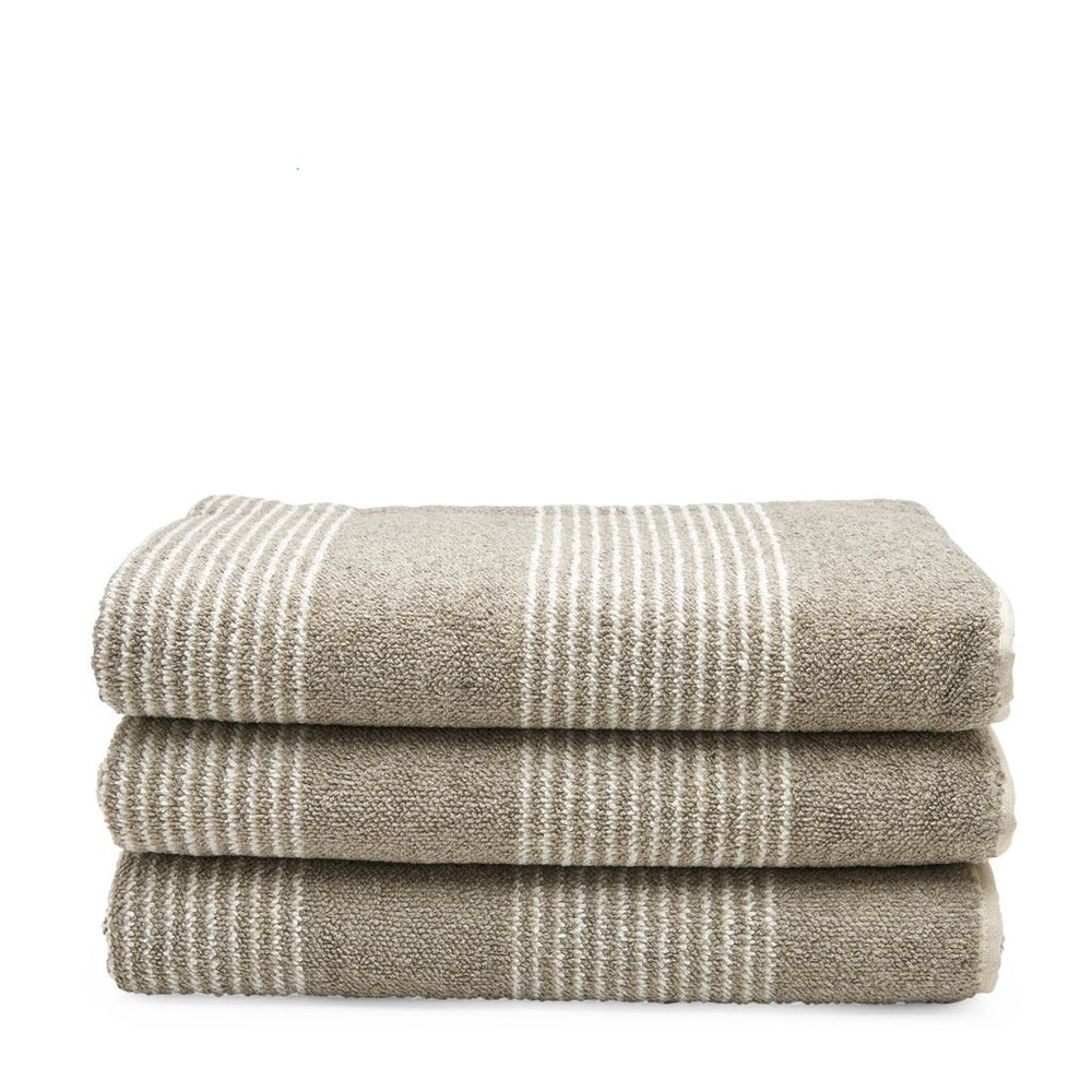Waterworks Tasha Sheet Towel in Tan