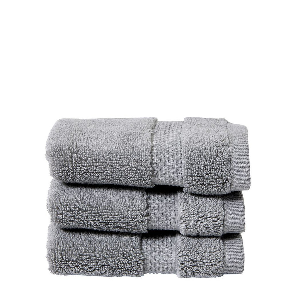 Waterworks Estrela Wash Towel in Haze