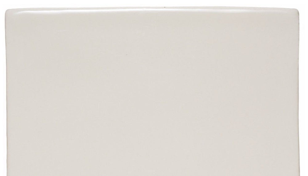 "Waterworks Archive Field Tile 4 1/4"" x 6"" in White Glossy Solid"