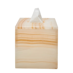 Waterworks Ambra Tissue Cover in Amber For Sale Online