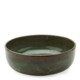 Waterworks Ancona Serving Bowl in Green