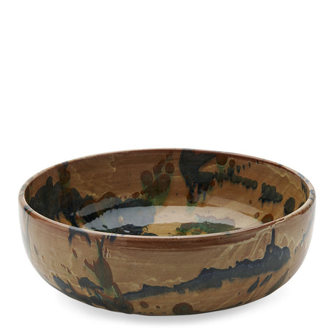Waterworks Ancona Serving Bowl in Multi Color